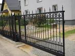 Brama przesuwna z napędem Robus